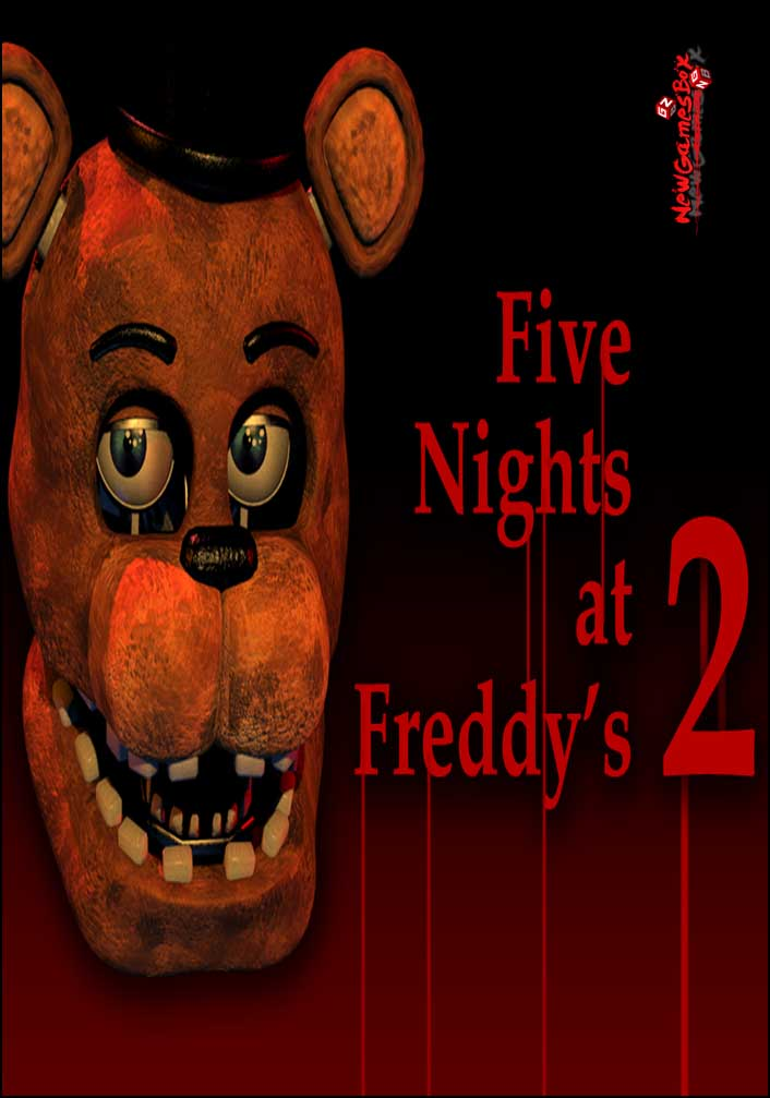 Five Nights At Freddys 2 Free Download PC Game Setup