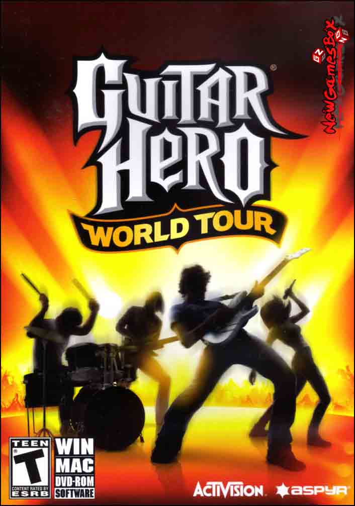 guitar hero pc free download