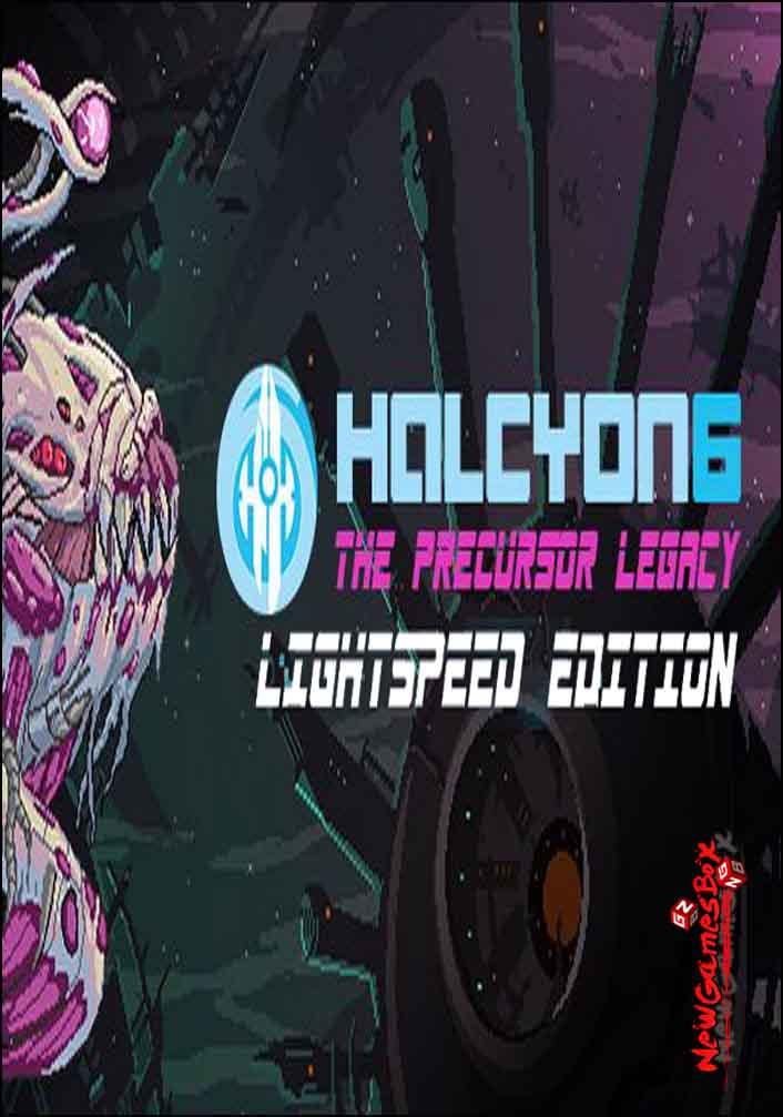 Halcyon 6 The Precursor Legacy Free Download Full Version