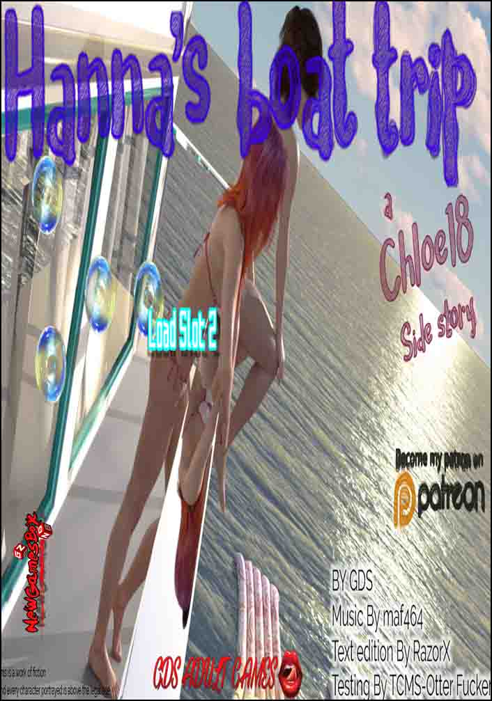 Hannas Boat Trip Free Download