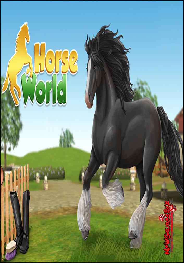 Horse World Free Download
