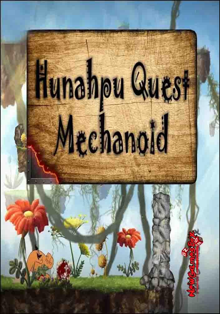 Hunahpu Quest Mechanoid Free Download