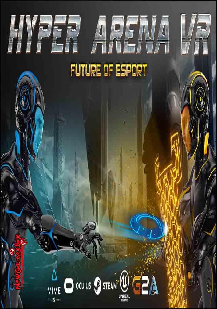 Hyper Arena VR Free Download