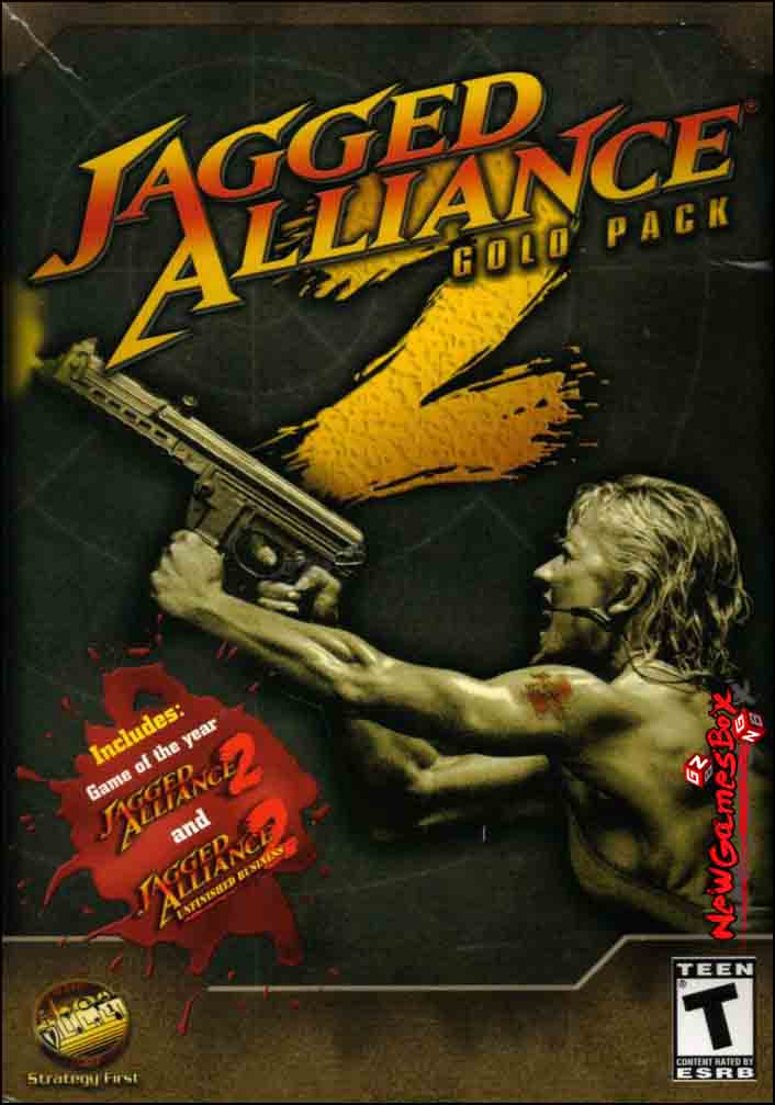 Jagged Alliance 2 Gold Free Download