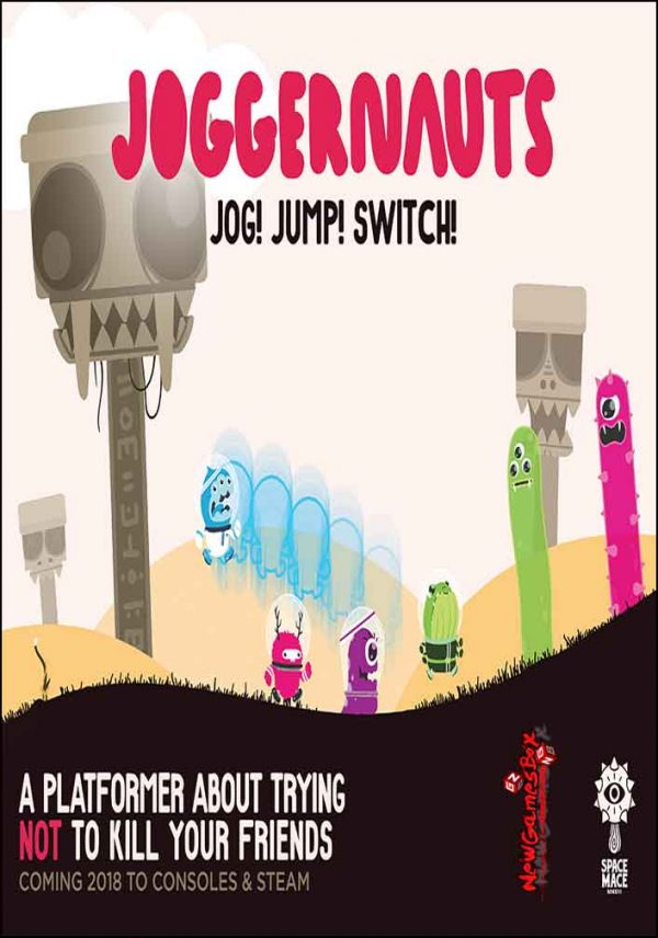 Joggernauts Free Download