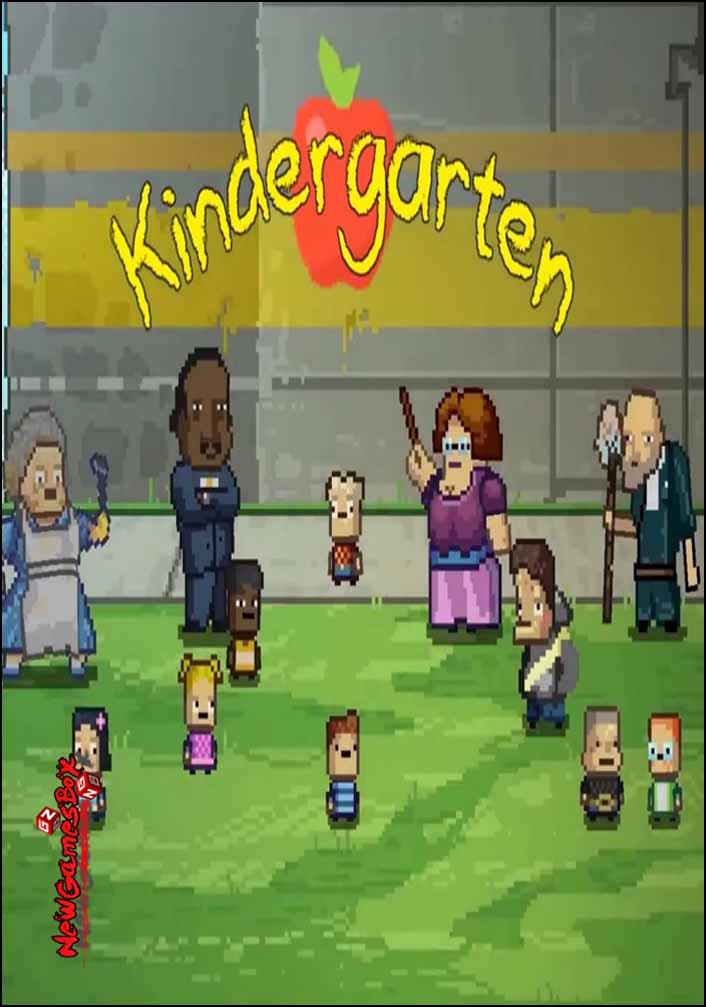 Kindergarten Free Download Full Version PC Game Setup - Kindergarten Free Download