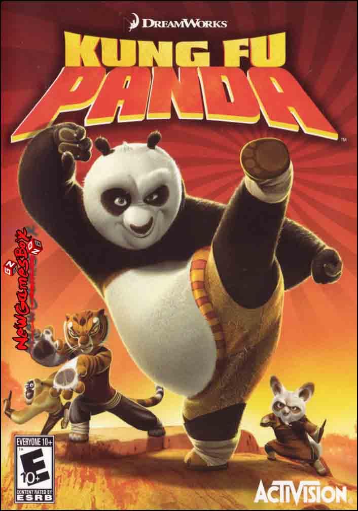 Kung Fu Panda Free Download