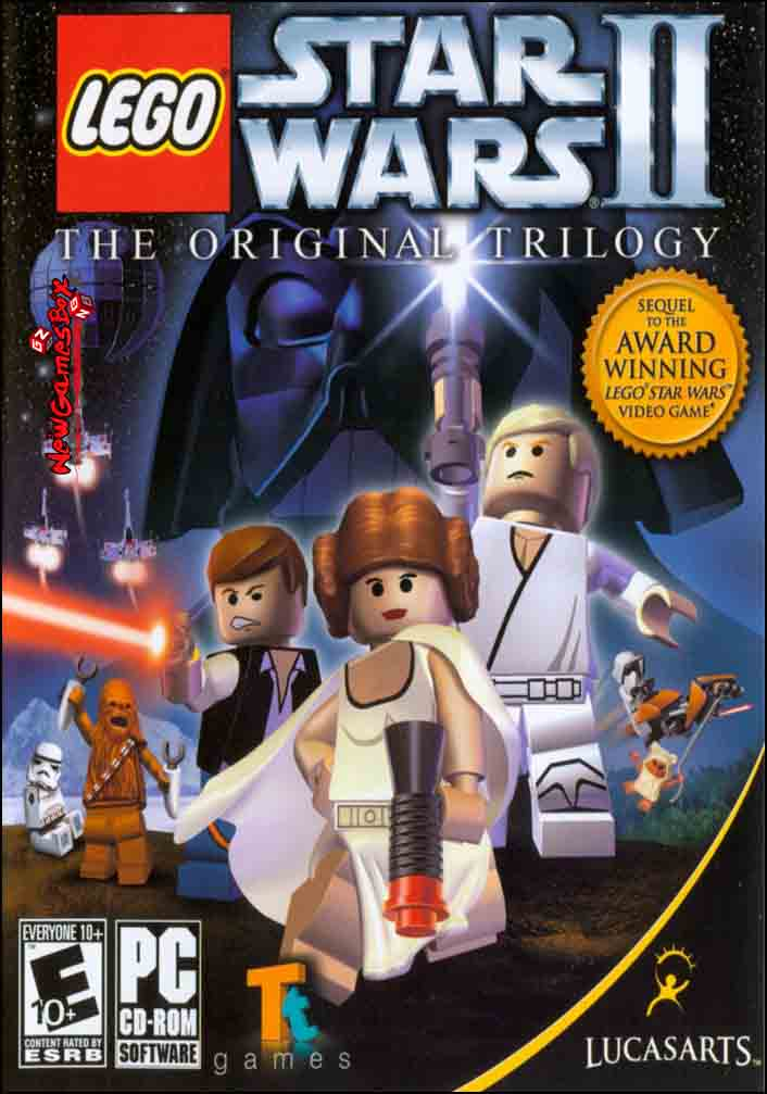 LEGO Star Wars II The Original Trilogy Free Download