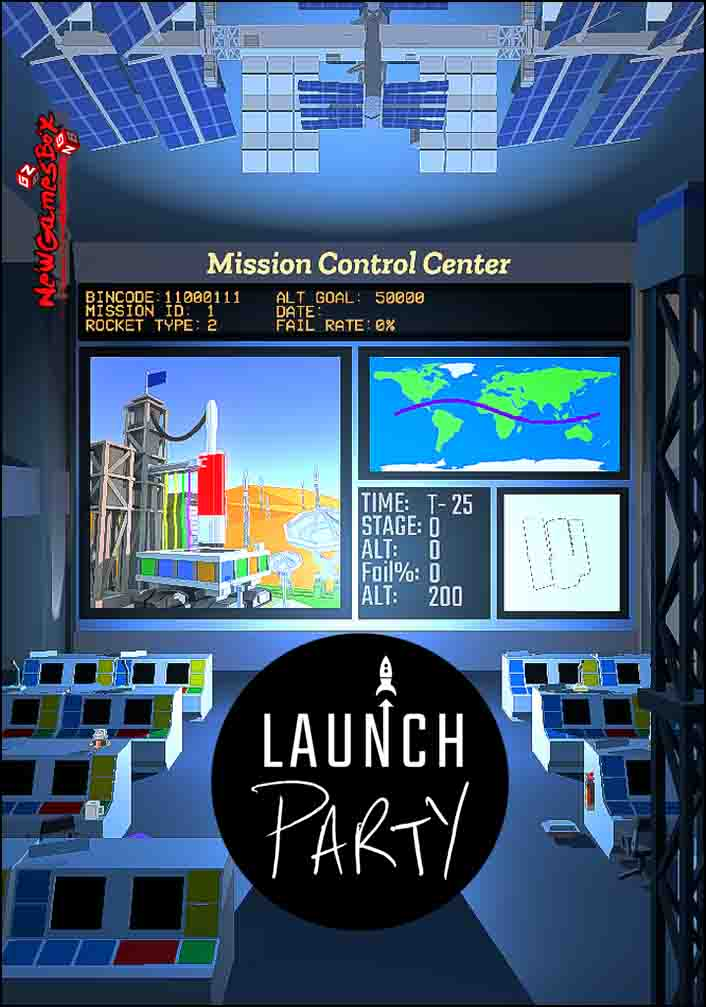 Launch Party Free Download
