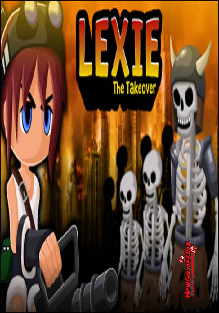 Lexie The Takeover Free Download
