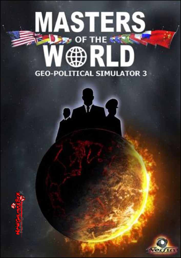 Masters Of The World Geopolitical Simulator 3 Free Download