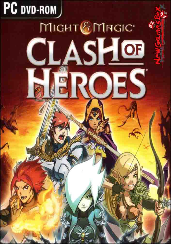 Might And Magic Clash Of Heroes Free Download