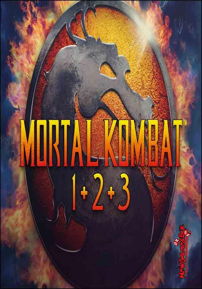 Mortal Kombat 1+2+3 Free Download Full Version PC Setup