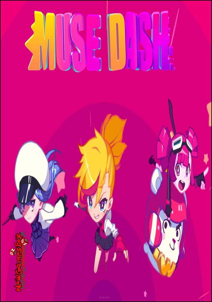 Muse Dash Free Download Full Version PC Game Setup