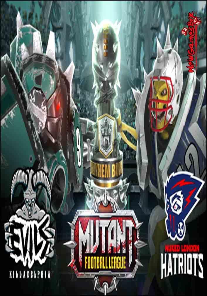 Mutant Football League Mayhem Bowl Free Download