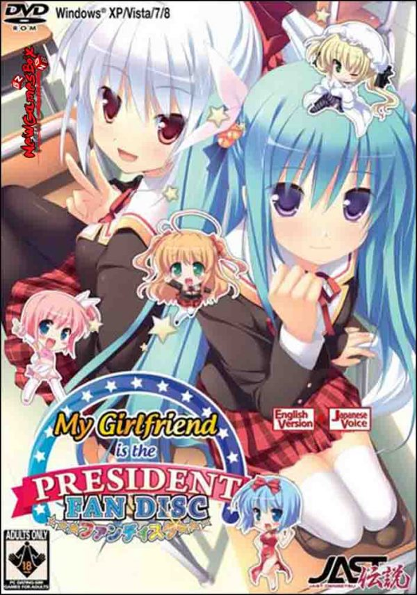 My Girlfriend Is The President Fandisc Free Download
