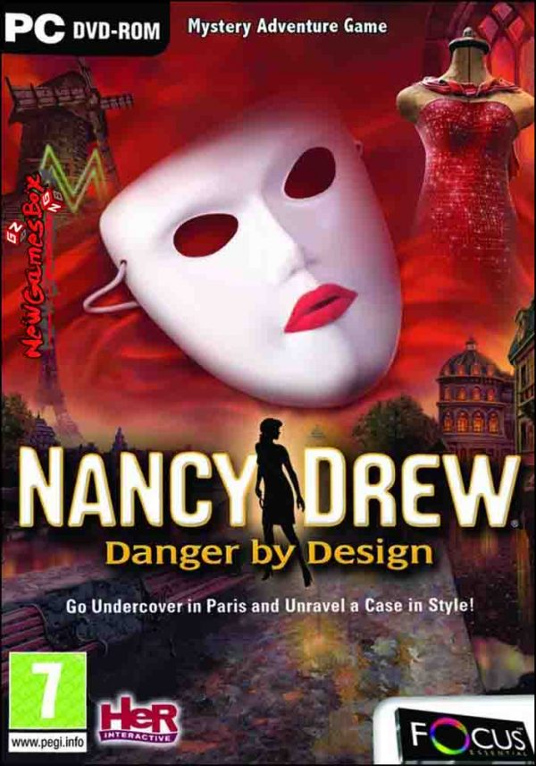 Nancy Drew Danger By Design Free Download