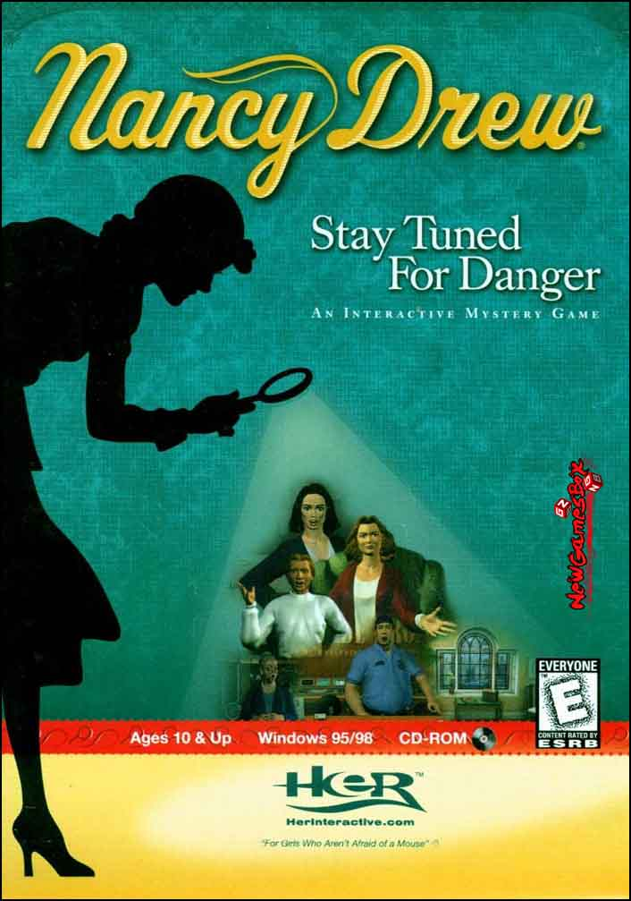 Nancy Drew Stay Tuned For Danger Free Download