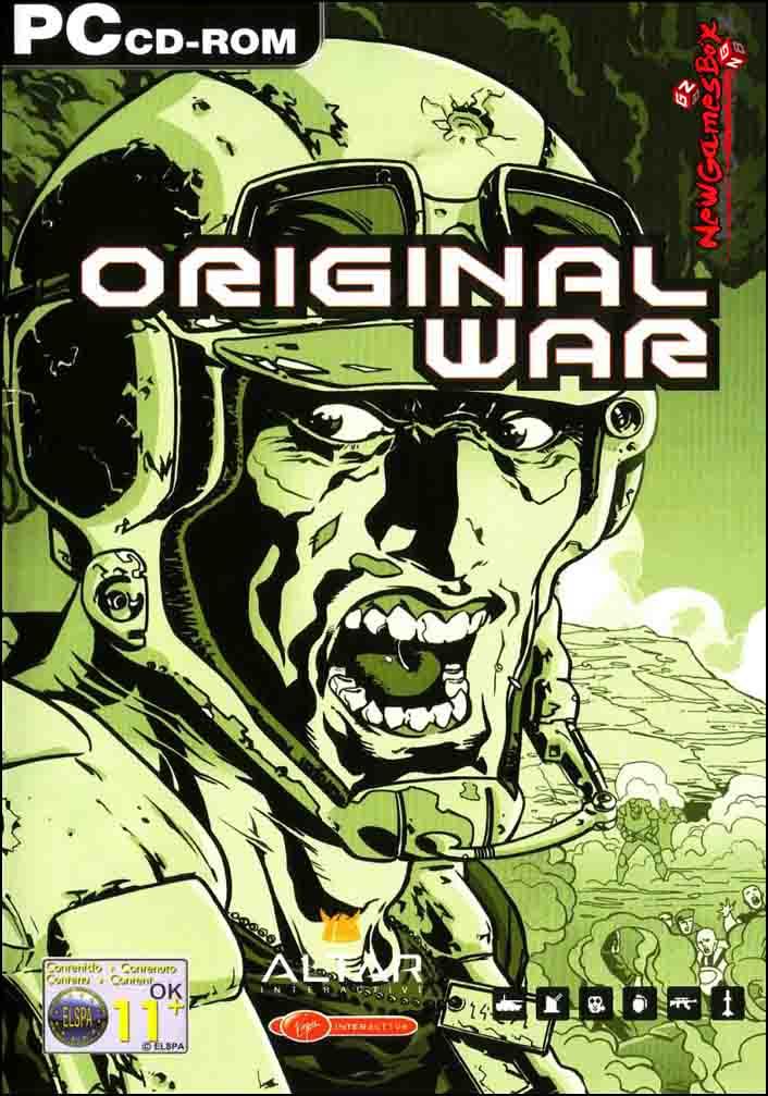 Original War Free Download