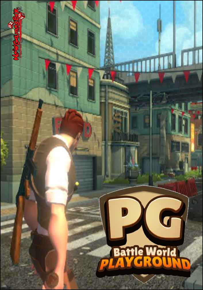 Playground Battle Royale Free Download