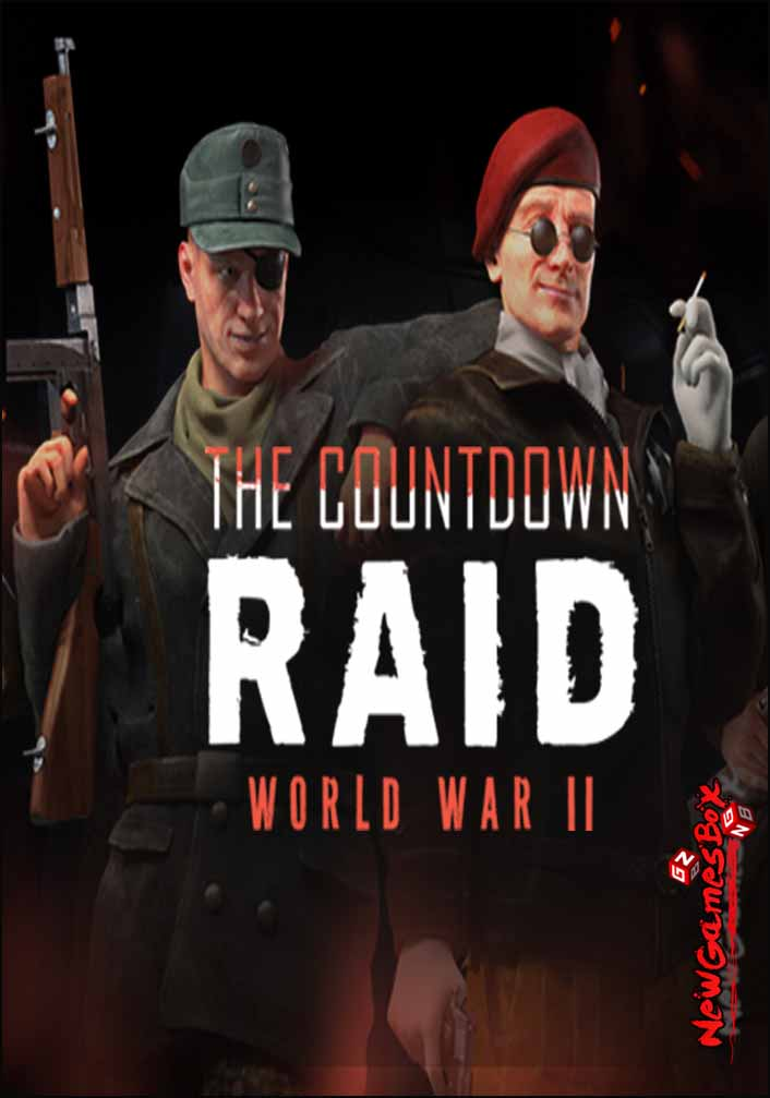 RAID World War II The Countdown Raid Free Download