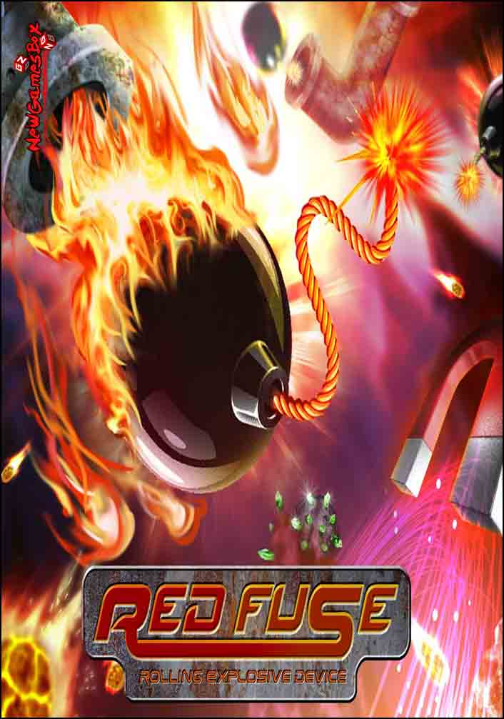 RED Fuse Rolling Explosive Device Free Download
