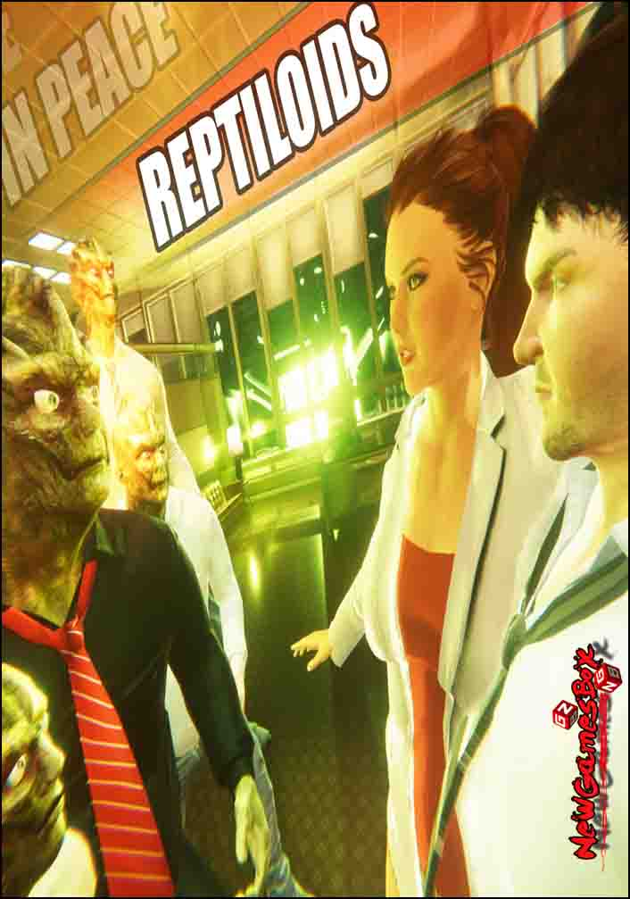 REPTILOIDS Free Download
