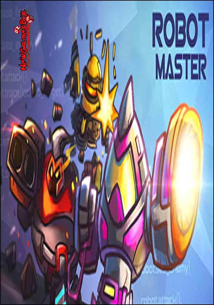 ROBOT MASTER Free Download
