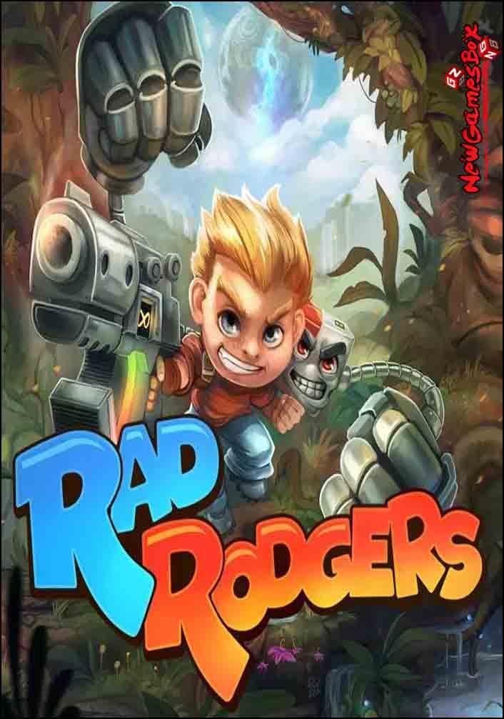 Rad Rodgers Free Download