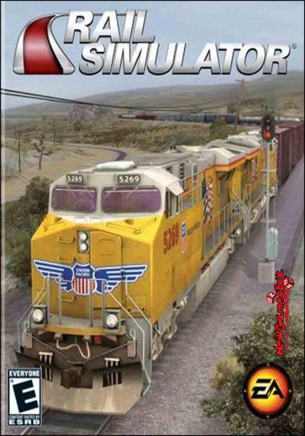 Rail Simulator Free Download