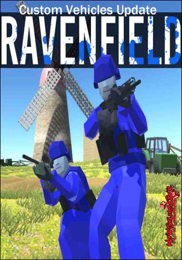 Ravenfield Custom Vehicles Update Free Download