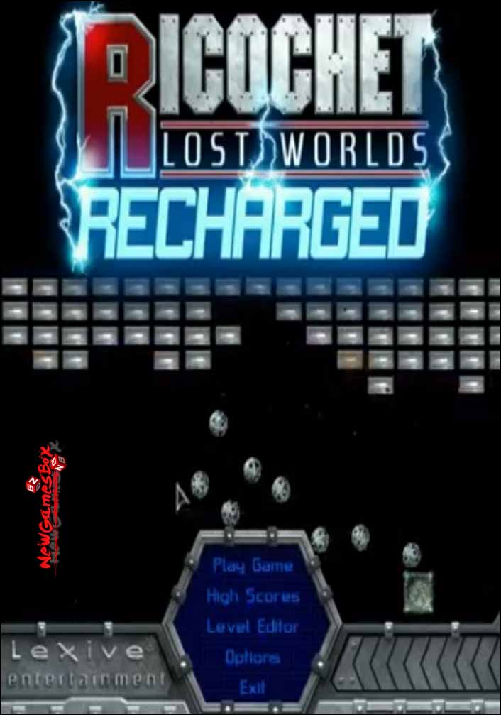 Ricochet Lost Worlds Recharged Free Download