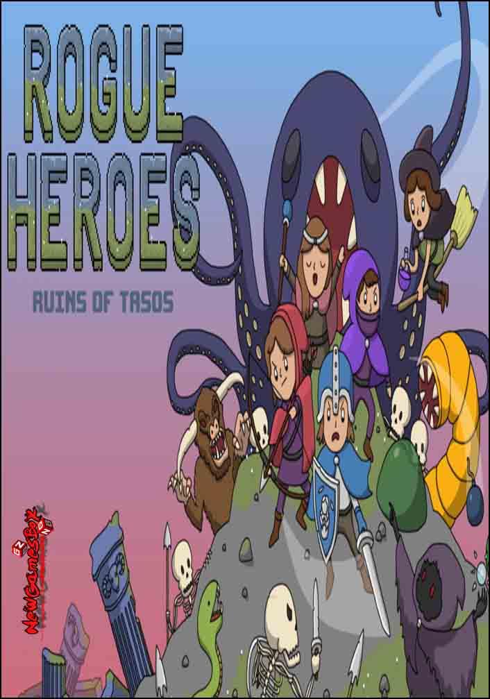 Rogue Heroes Ruins Of Tasos Free Download