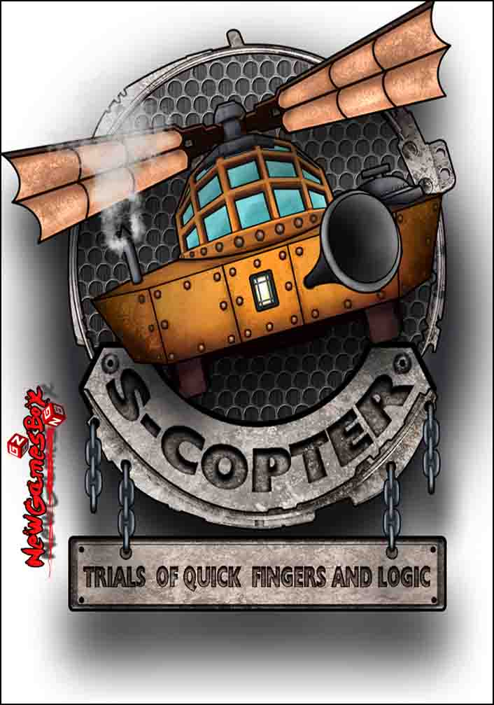 S-Copter Trials Of Quick Fingers And Logic Free Download