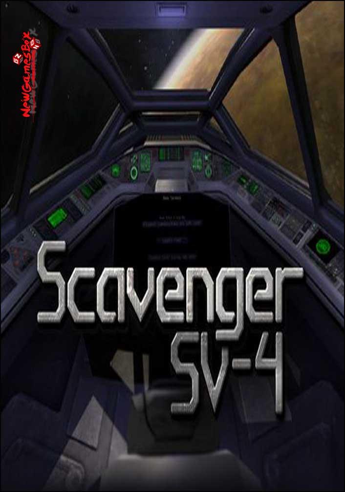 Scavenger SV-4 Free Download
