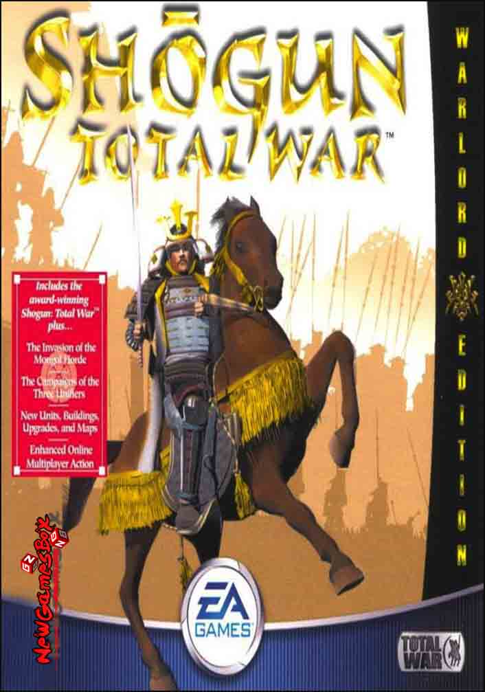 Shogun Total War Warlord Edition Free Download