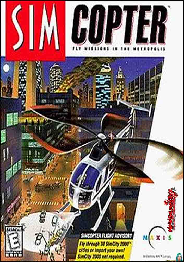 SimCopter Free Download