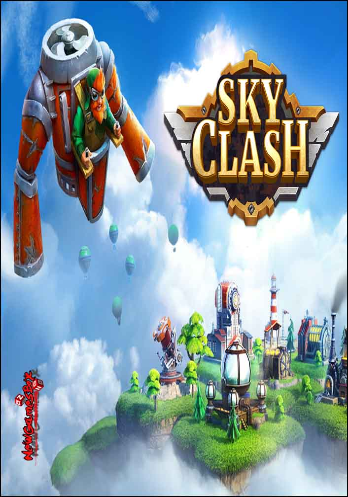 Sky Clash Lords Of Clans 3D Free Download
