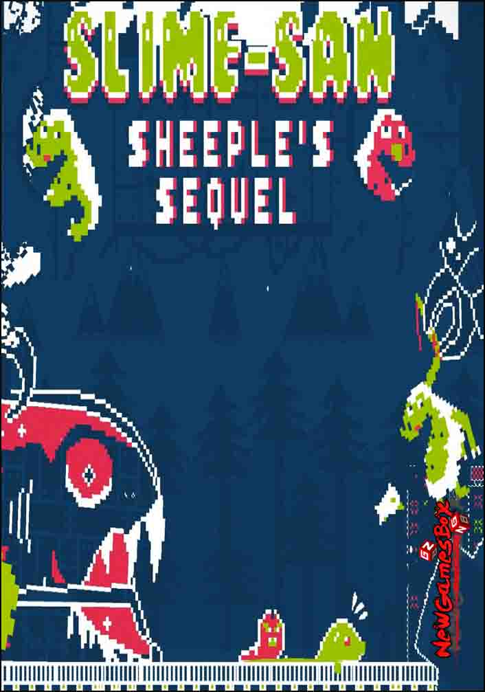 Slime-san Sheeples Sequel Free Download