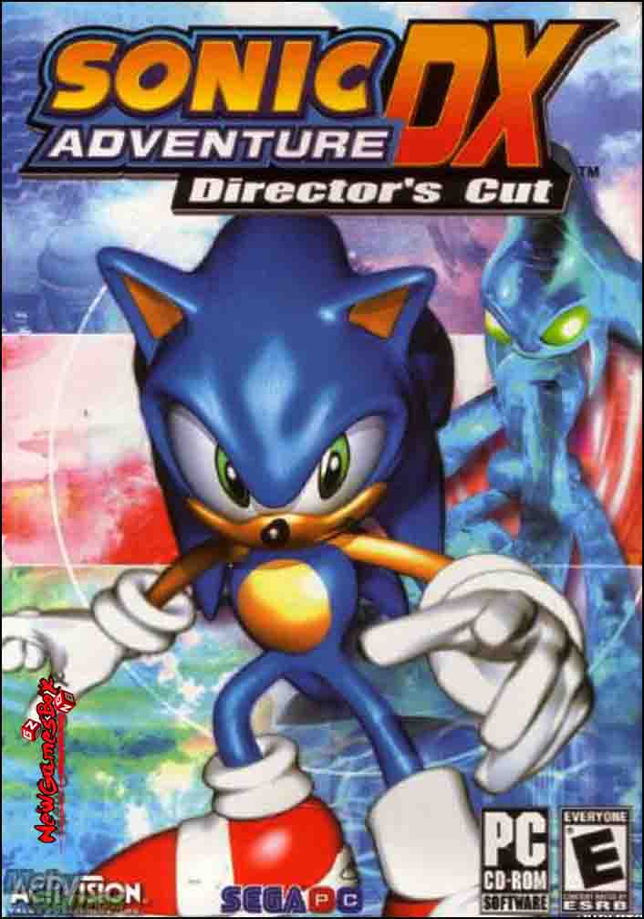 Sonic adventure dx free download full version pc game setup - Dx images download ...
