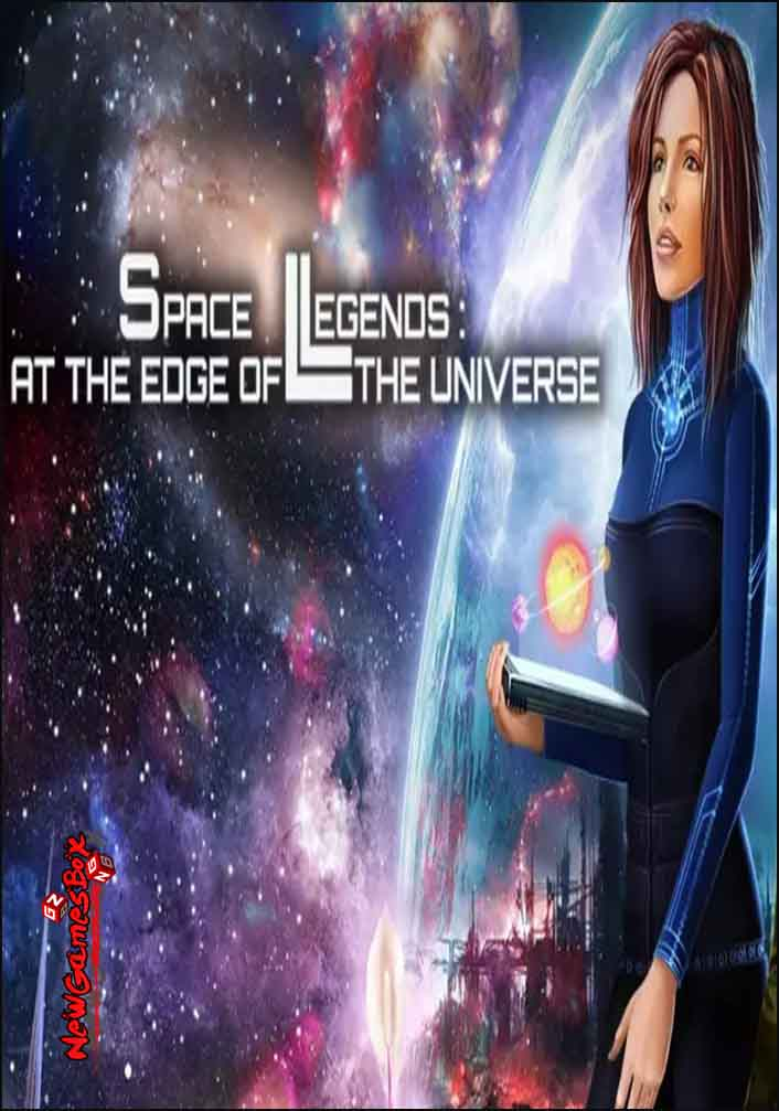 Space Legends At the Edge Of The Universe Free Download