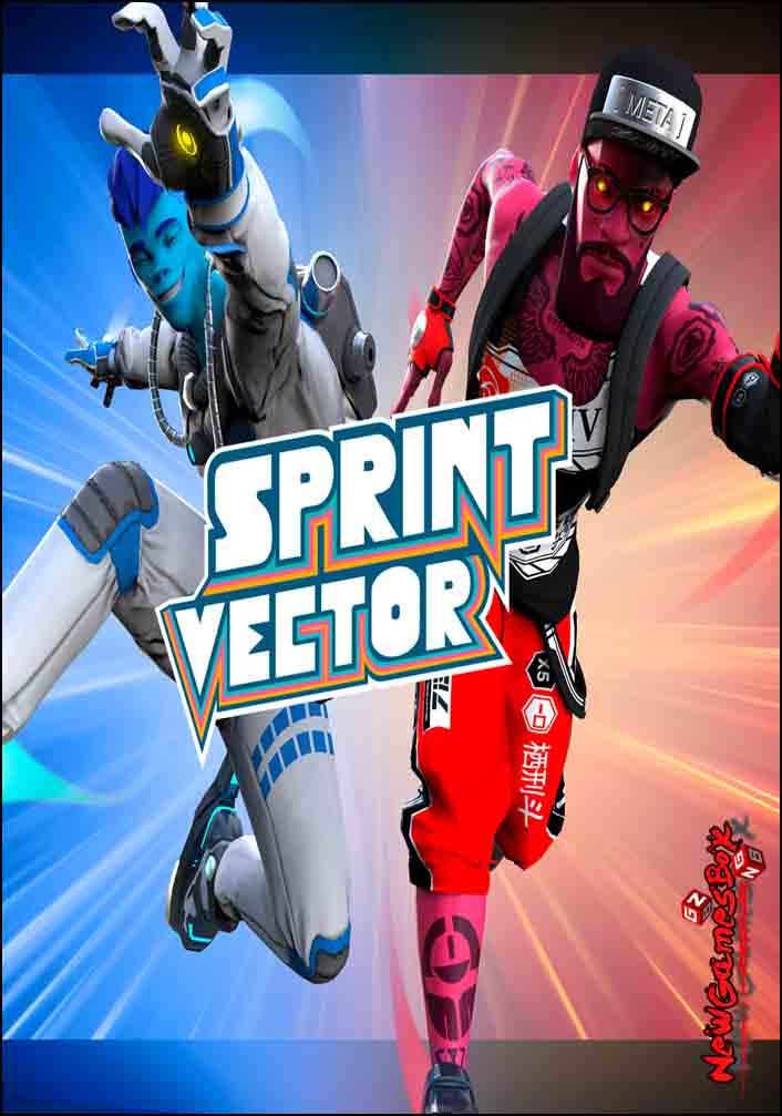 Sprint Vector Free Download Full Version PC Game Setup