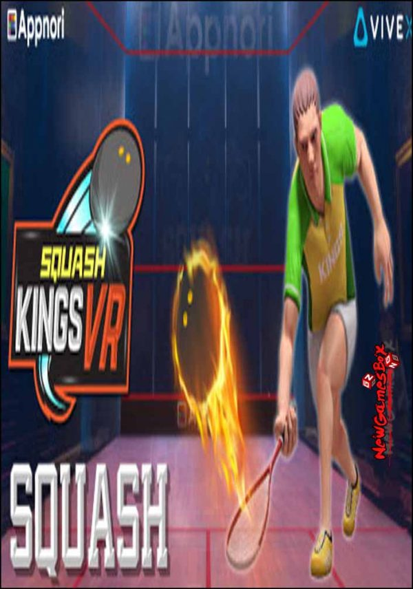 Squash Kings VR Free Download