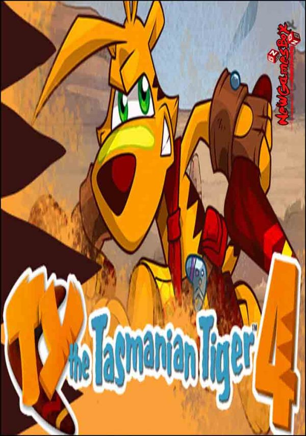 TY The Tasmanian Tiger 4 Free Download