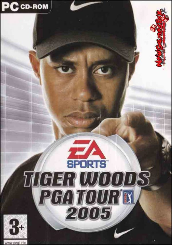 Tiger Woods PGA Tour 2005 Free Download