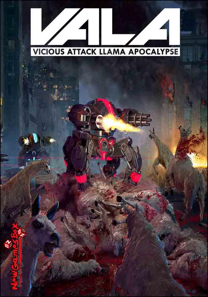 VALA Vicious Attack Llama Apocalypse Free Download