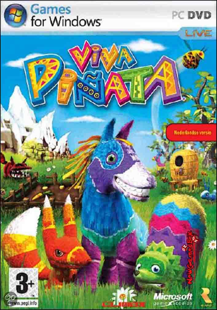 Viva Pinata Free Download