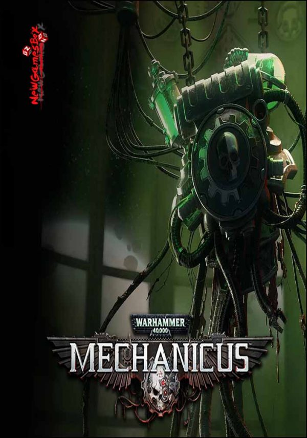 Warhammer 40000 Mechanicus Free Download