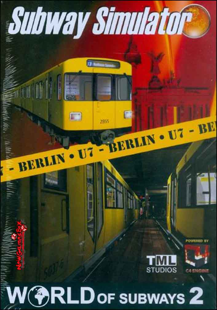 World Of Subways 2 Berlin Line 7 Free Download