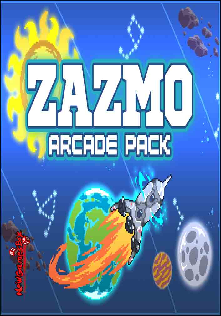 Zazmo Arcade Pack Free Download